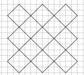 Кумир - Исполнитель Чертежник - Алгоритм рисования простой фигуры 6