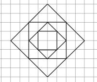 Кумир - Исполнитель Чертежник - Алгоритм рисования простой фигуры 7
