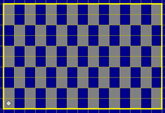КуМир - Исполнитель Робот - программа рисования узора - 1