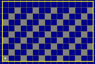 КуМир - Исполнитель Робот - программа рисования узора - 4