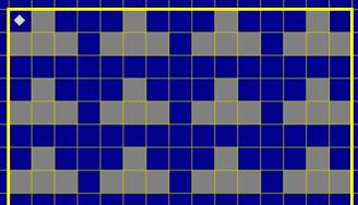 КуМир - Исполнитель Робот - программа рисования узора - 5