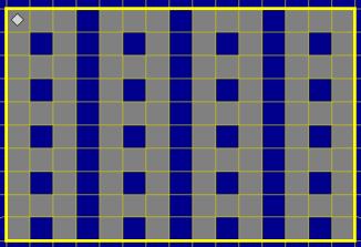 КуМир - Исполнитель Робот - программа рисования узора - 9