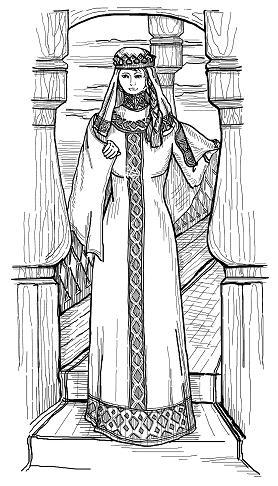 княгиня ольга легенда о знакомстве