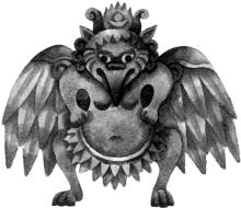 Гаруда - царь птиц