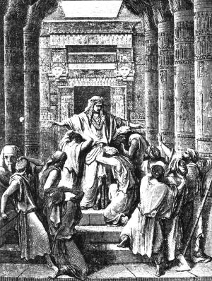 Иосиф прощает братьев