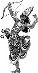 Бог любви Кама