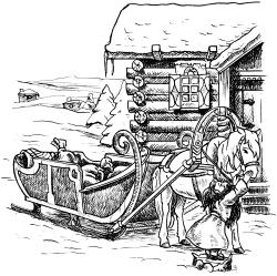 Славянские духи: Домовой