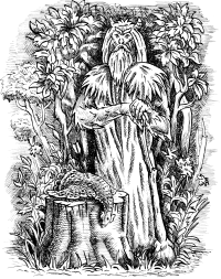 Славянский дух леса - леший