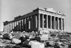 Храм Афины Парфенон