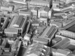 Центр Рима.
