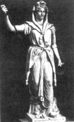 Римская богиня Юнона