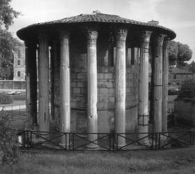 Храм Весты в Риме.