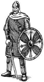 Скандинавский военный вождь-ярл. X в.