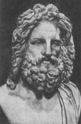 Древнегреческий бог Зевс