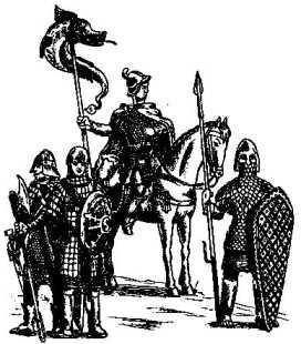 Каролингские войска