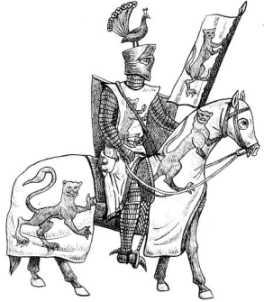 Рыцарь XIIв.