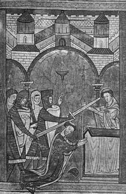 Салах-ад-Дин захватывает Святой Крест в битве при Хаттине