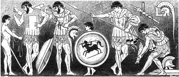 История древней греции периоды