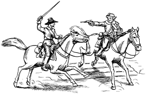 Английская конница при Кромвеле