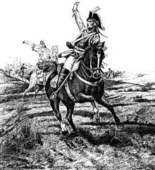 Генерал прусской кавалерии