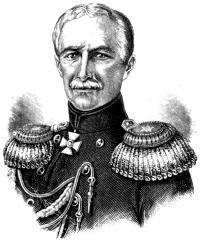Князь Меншиков, командующий русской армией в Крыму