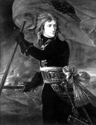 Генерал Бонапарт на Аркольском мосту
