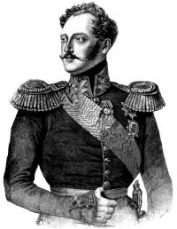 Николай 1, император Всероссийский.