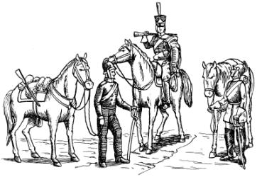 Прусская конница