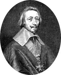 Кардинал Арман-Жан Дюплеси, герцог Ришелье