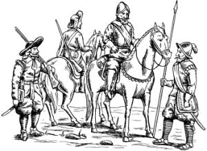 Шведские воины