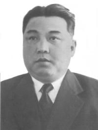 Глава Корейской Народно-Демократической Республики Ким Ир Се